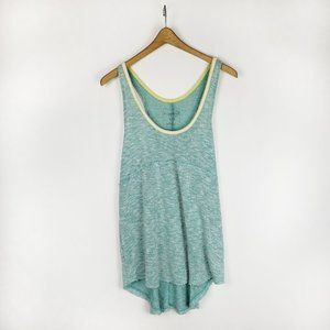 We the Free oversized racerback tank top L